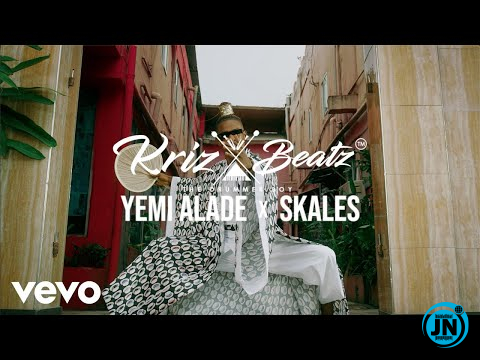 KrizBeatz - Riddim Ft. Yemi Alade & Skales